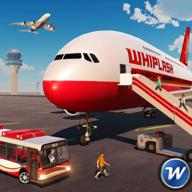 城市飞机飞行模拟器破解版(无限金币)