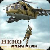 英雄反恐部队:攻击边境任务(无限金币)