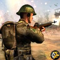第二次世界大战:FPS射击游戏 (无限钞票)