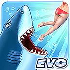 饥饿鲨进化修改版(无限金币)