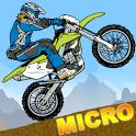 微型越野摩托车