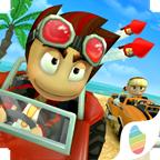 4D极速沙滩赛车破解版(内购破解)