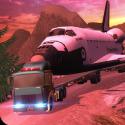 航天飞机运输车3d