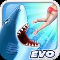 饥饿鲨进化破解版修改版(无限钻石)含数据包 v2.5.0