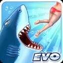 饥饿鲨进化破解版(无限金币)