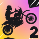 越野摩托车2破解版(强加金币)
