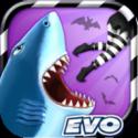 饥饿鲨进化破解版(无限钻石)