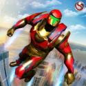 飞行机器人城市救援破解版(无限金币)