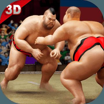 相扑明星摔跤2018:世界相扑鸟战斗破解版(无限金币)