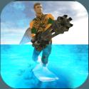 水滑板城市英雄2破解版(无限金钱)