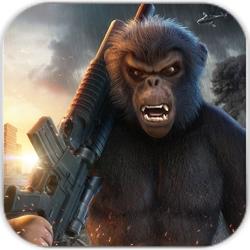 疯狂猿世界破解版(一击必杀)
