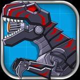 机器恐龙黑色暴龙. v1.0