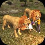 狮子模拟猎捕. v1.0